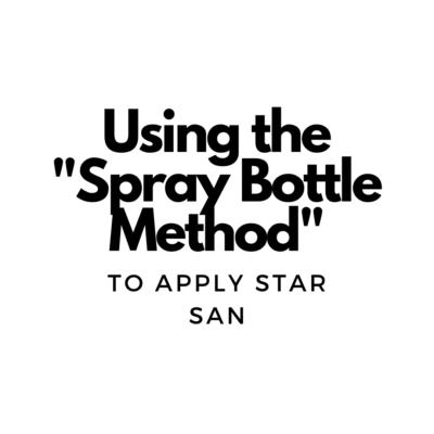 star san spray bottle
