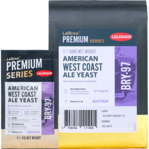 lallemand american west coast ale yeast