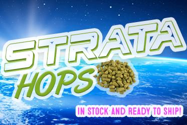 Strata Hops (Pellets)