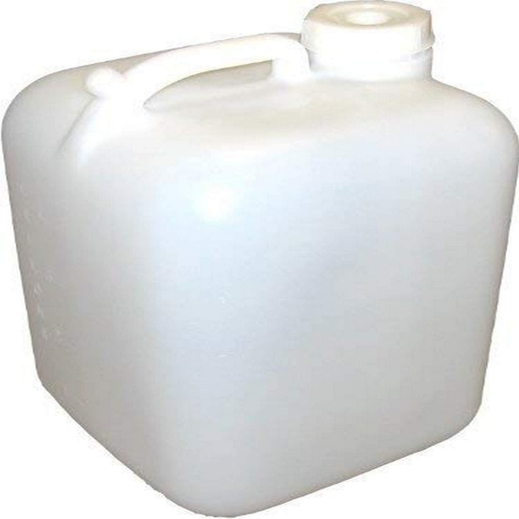Hedpak HD5 Hedpak-5-Gal 5 Gallon Plastic Carboy with Handle-BPA Free & Food Grade