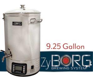 ZyBorg 9.25 Gallon Brewing System