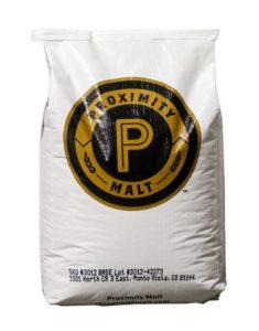 Proximity Pale Malt 50 lb
