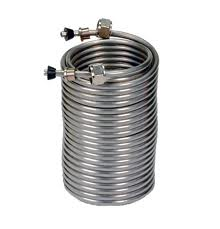 "Jockey Box cooling coil, SS, 50' x 5/16"""