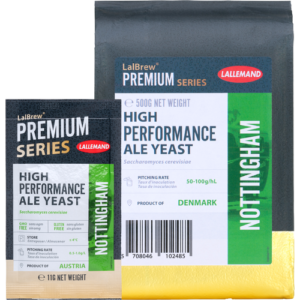 LalBrew® Nottingham High Performance Ale Yeast