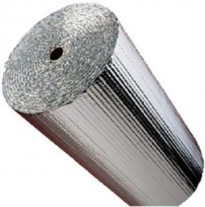 Reflectix BP24010 Series Foil Insulation, 24 in. x 10 ft