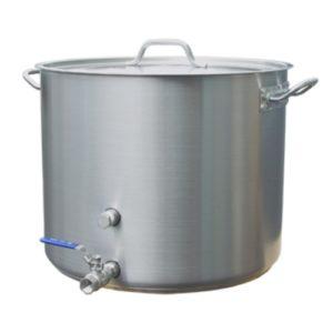 Heavy Duty Stainless Steel Brewing Kettle - 15 gal. BE315