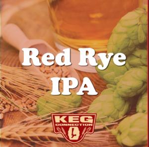 Red Rye IPA - All-Grain Recipe Kit