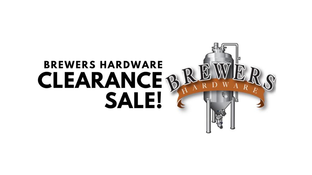 brewershardware.com sale