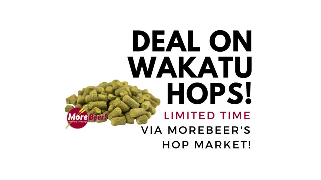 wakatu hop deal