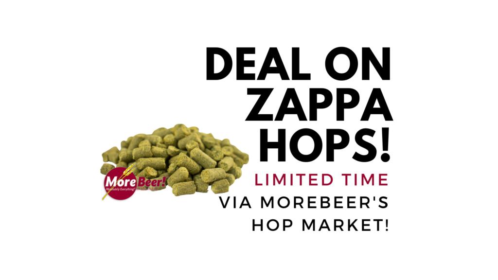 zappa hop deal