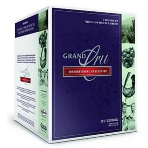 Grand Cru international Wine Making Kit - California Muscat WK651