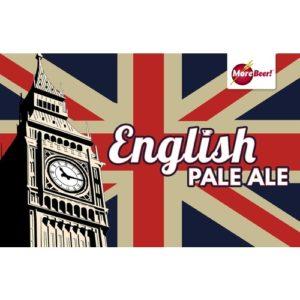 morebeer english pale ale recipe kit