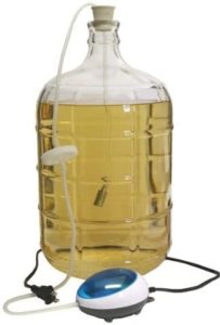 Oxygenation System for Fermentation