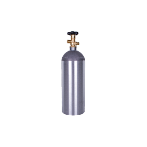 5 LB CO2 Cylinder, Aluminum Special Buy!