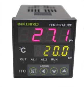 Inkbird Digital PID Temperature Controller Position Control Thermostat AC 12 to 24V ITC-100VL