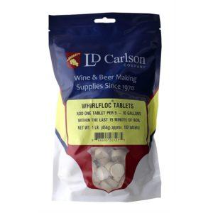 LD Carlson - Whirlfloc Tablets - 1 lb