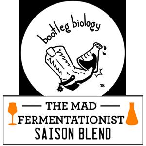 Bootleg Biology The Mad Fermentationist Saison Blend