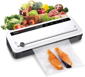 Automatic Vacuum Sealer Machines For Food, Sous Vide Food Vacuum Packing Machines, Food Sealing Preservation