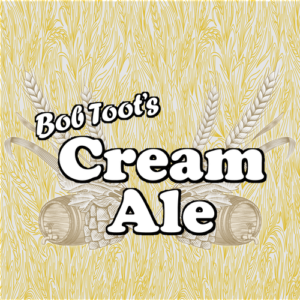 Bob Toot's Cream Ale, All-Grain Recipe Kit