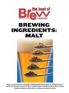 Brewing Ingredients: Malt — Digital Download