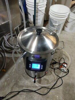 anvil brewing equipment foundry review