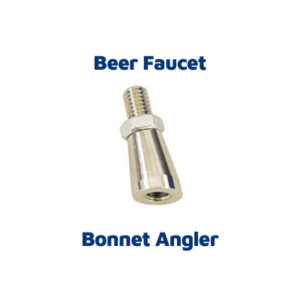 Beer Faucet Bonnet Angler D1270
