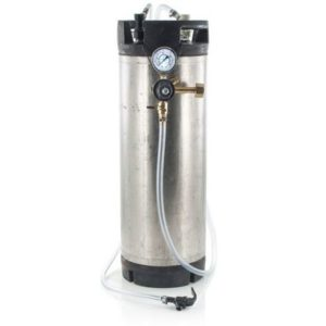 5 Gallon Economy Ball Lock Keg System, USED Keg (E)