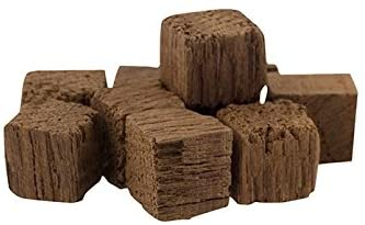 CellarScience - OAK370B1LB Oak Cubes - American Medium Toast - 1 lb Bag