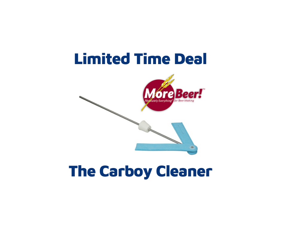 The Carboy Cleaner CE80