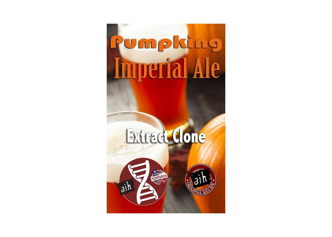 Pumking Clone Recipe Kit