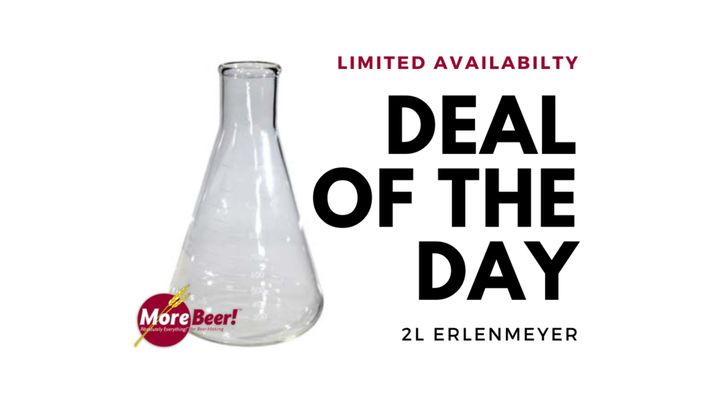 Erlenmeyer Flask - 2000 mL Y430