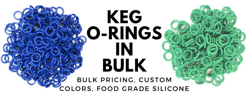bulk keg orings