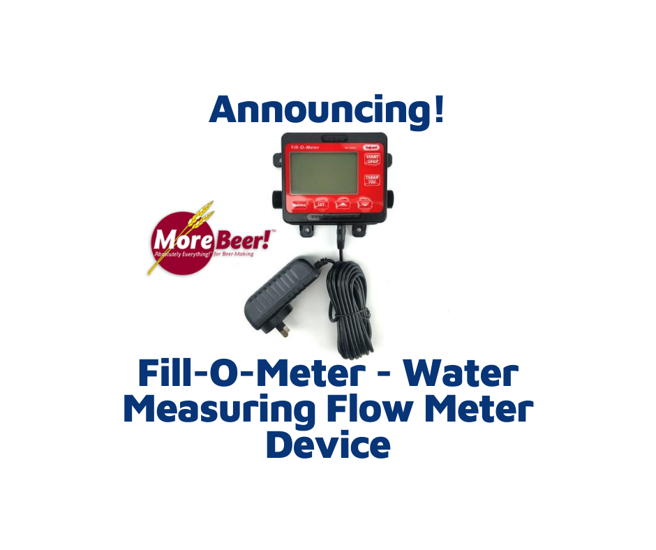Fill-O-Meter - Water Measuring Flow Meter Device