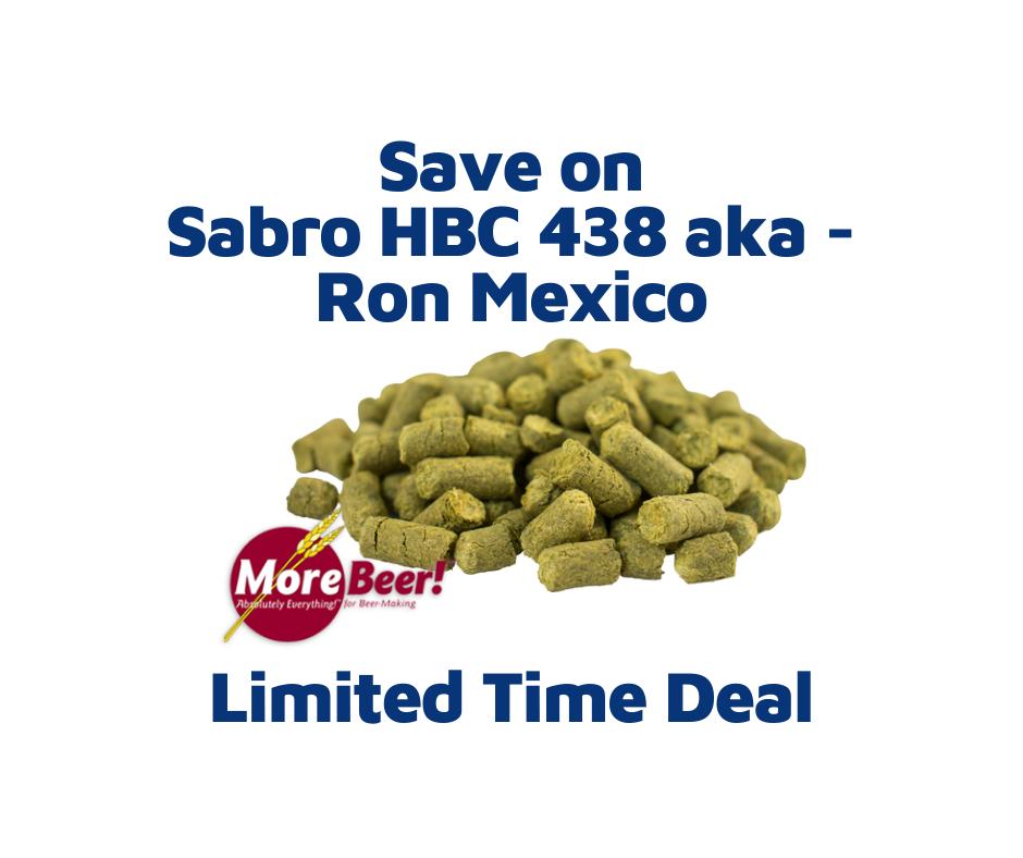 Sabro™ HBC 438 (Ron Mexico)