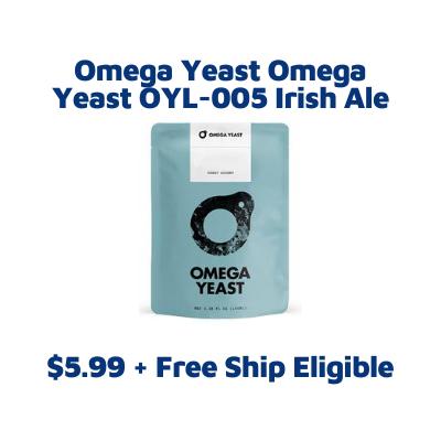 omega yeast labs irish oyl005
