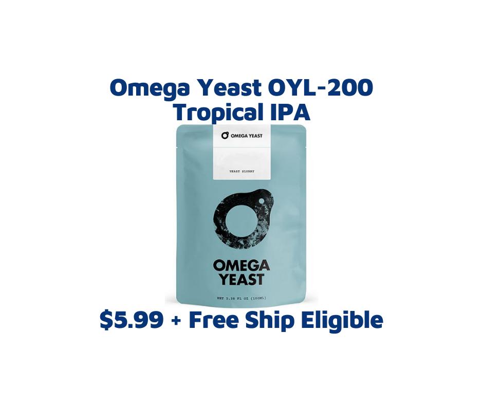 omega yeast oyl200 tropical ipa