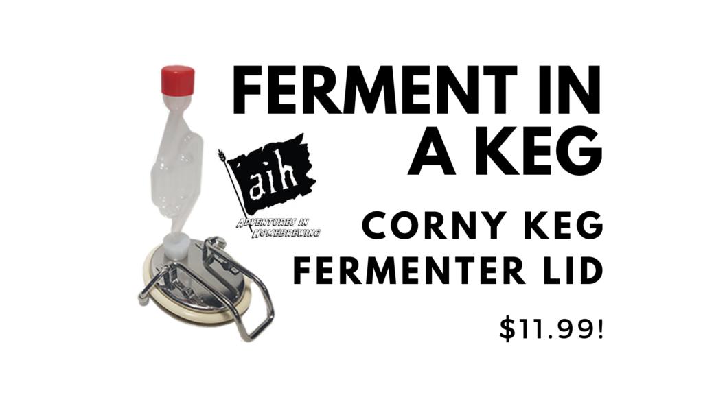 ferment in a keg