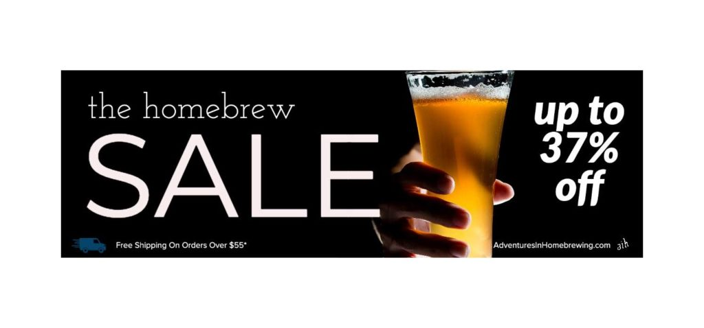 homebrewing.org sale