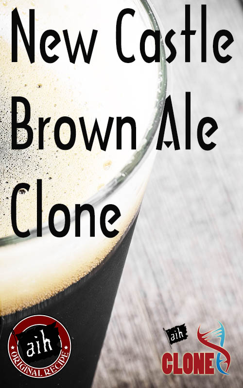 Newcastle Brown Ale Clone Recipe Kit