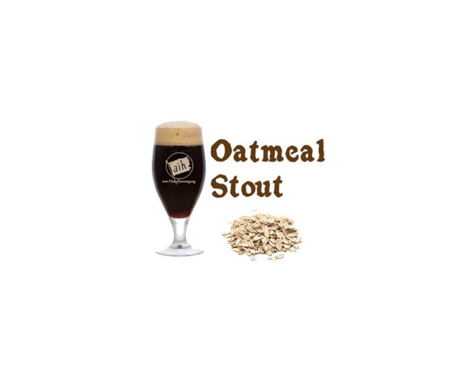 Oatmeal Stout Recipe Kit