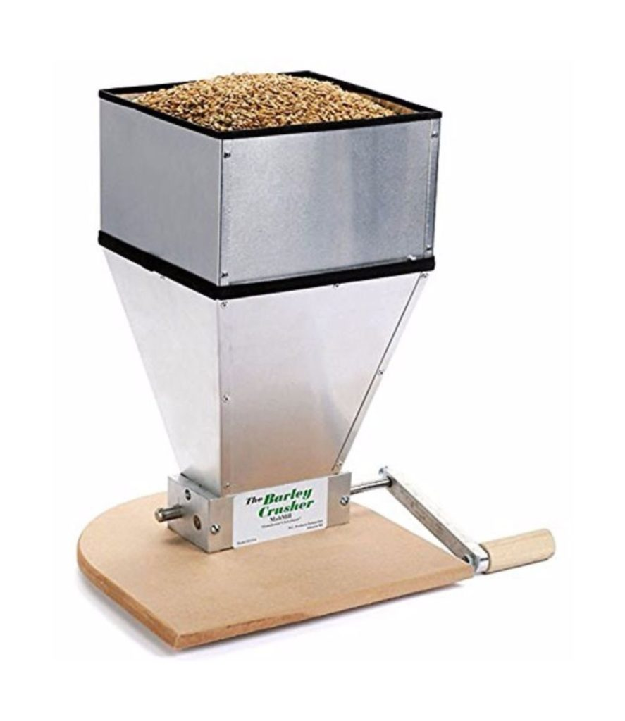 15 lb Barley Crusher Grain Mill