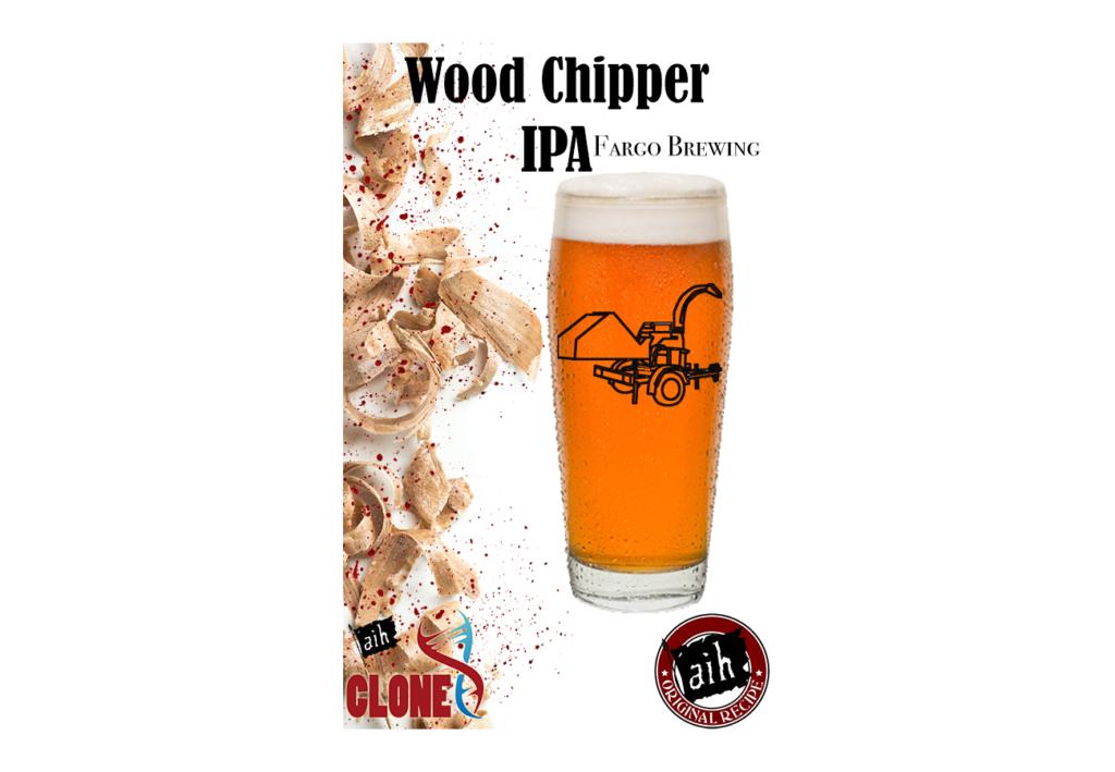 Fargo Brewing Wood Chipper IPA Clone Recipe