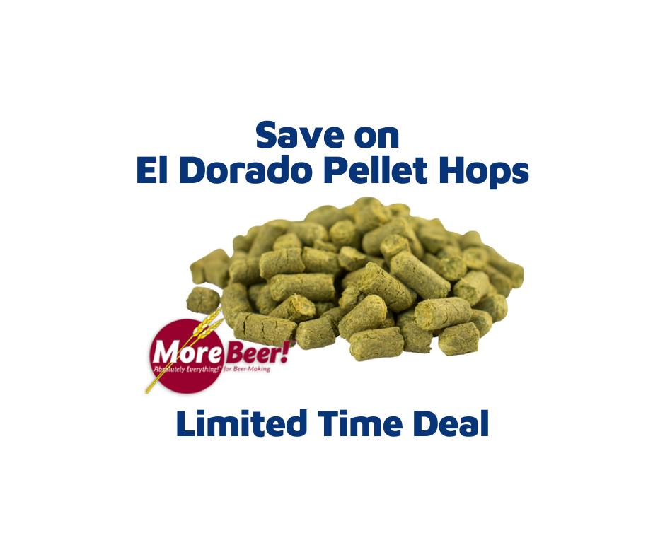 el dorado hop deal