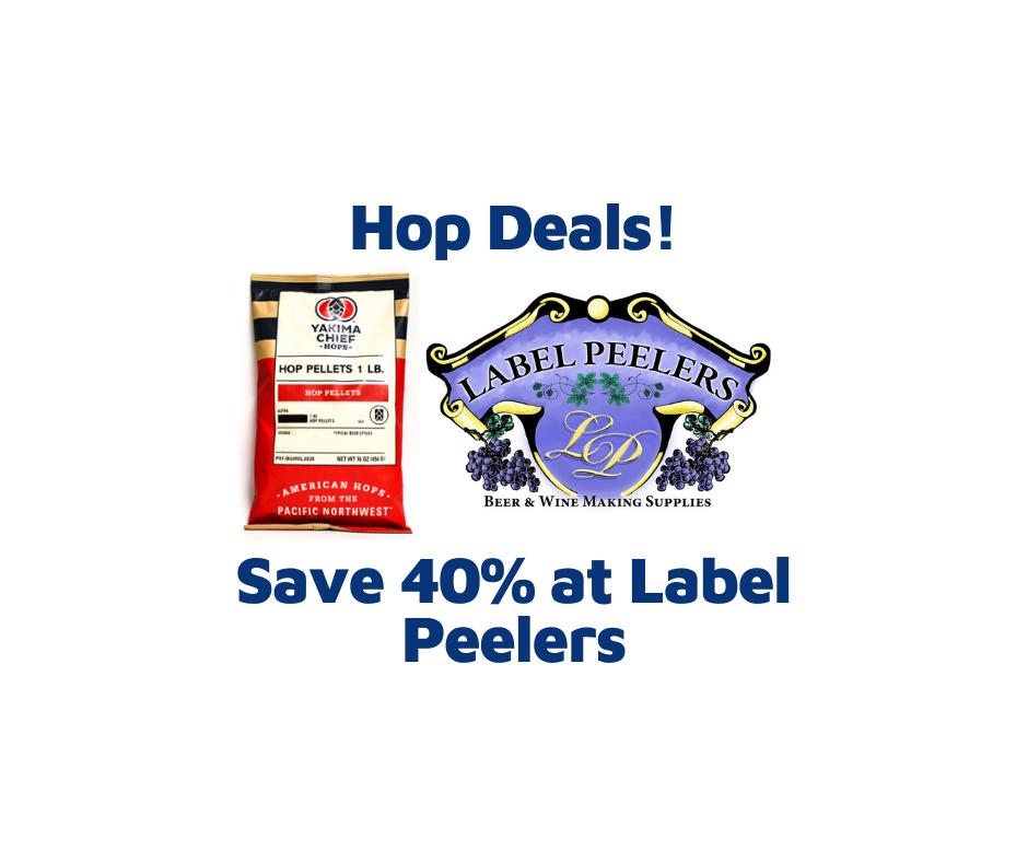 homebrew hop deals