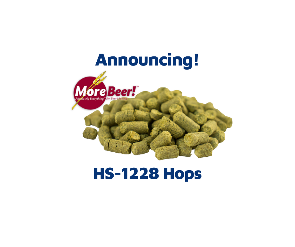 HS-1228 Hops (Pellets)