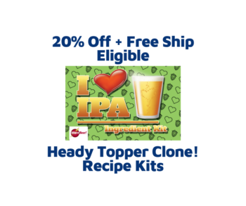 Two Hearted Ale® Clone - I Heart IPA