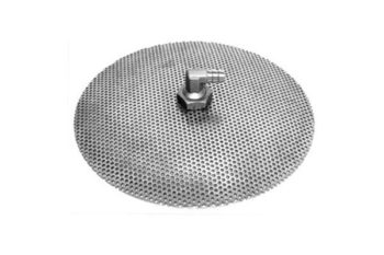 "Chill Passion Stainless Steel Domed False Bottom, Select a Size (12"", 10"" or 9""), 12"" L x 12"" W"