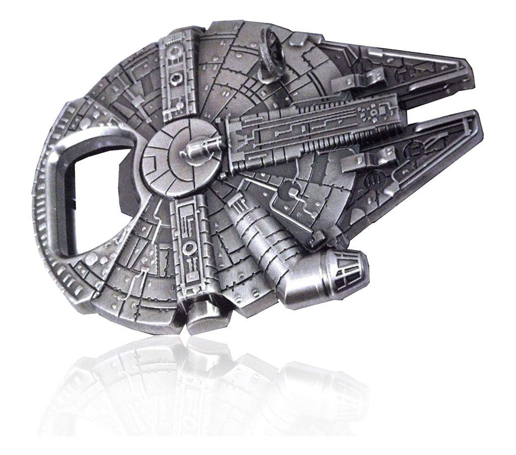 Millennium Falcon Bottle Opener, Keychain, Star Wars Gift