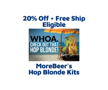 morebeer.com hop blonde deal