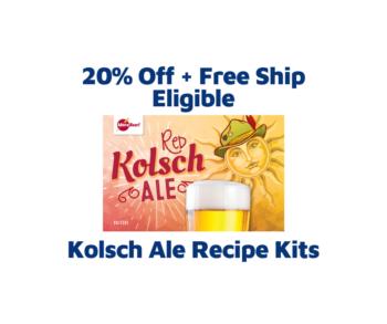 kolsch homebrew recipe